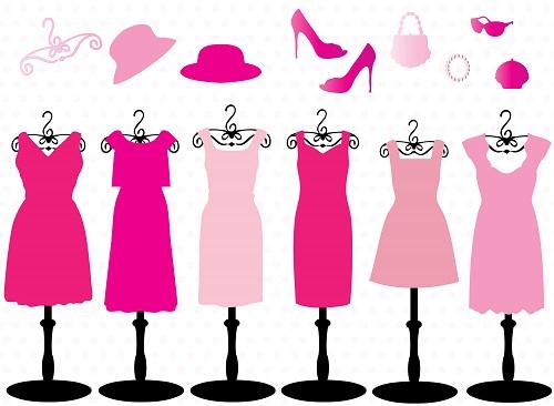 Combinar el Color Rosa en la vestimenta